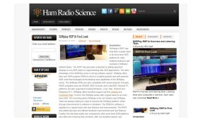 "Ham Radio Science publish their ""First Look Review"" and Video Demo of the RSP1A"