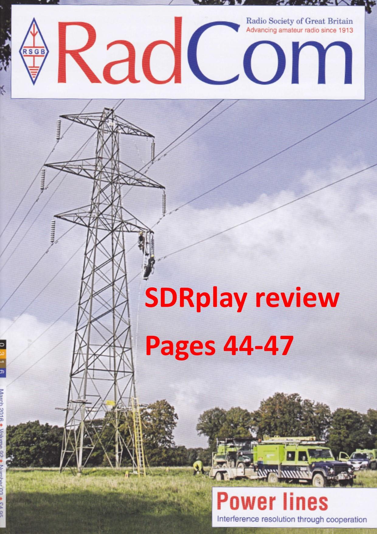 SDRplay - Blog