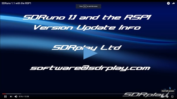SDRplay - Blog