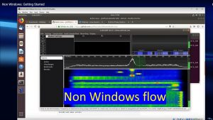 New video guide for Linux users – the non-windows SDR