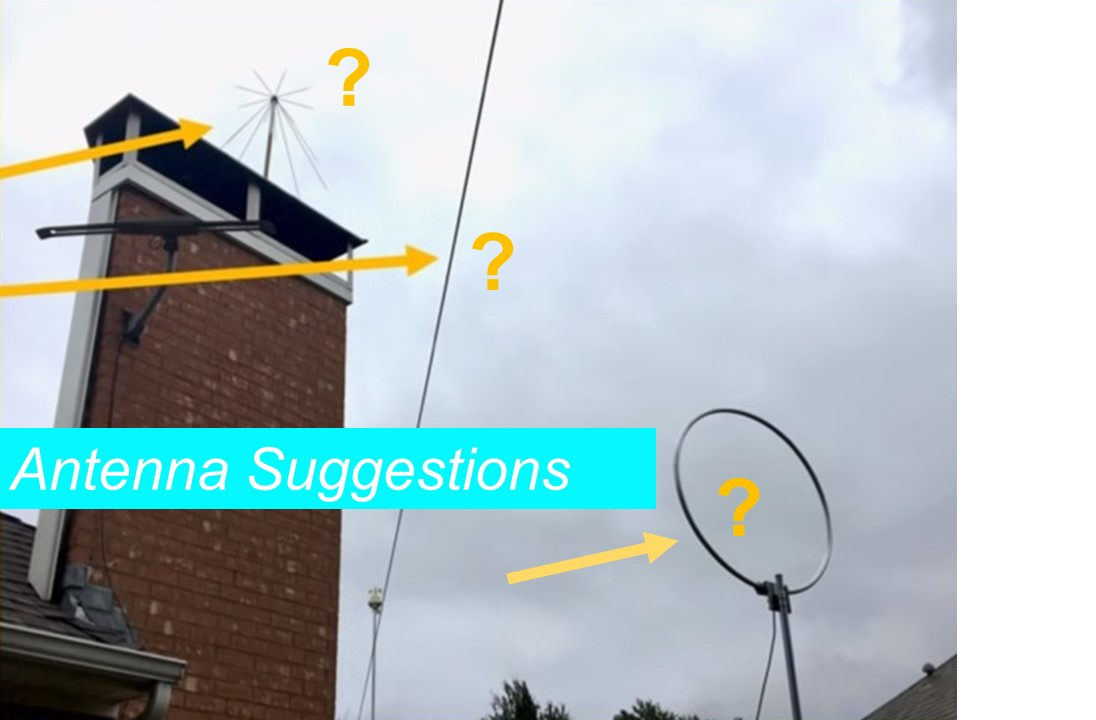 Antenna suggestions
